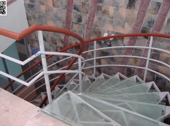 House Round Stairs