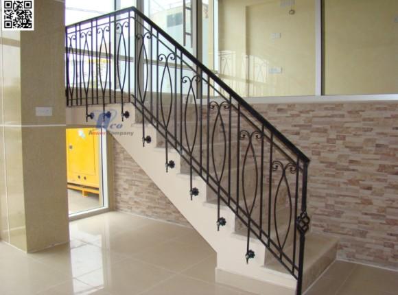 House Flat nice stairs